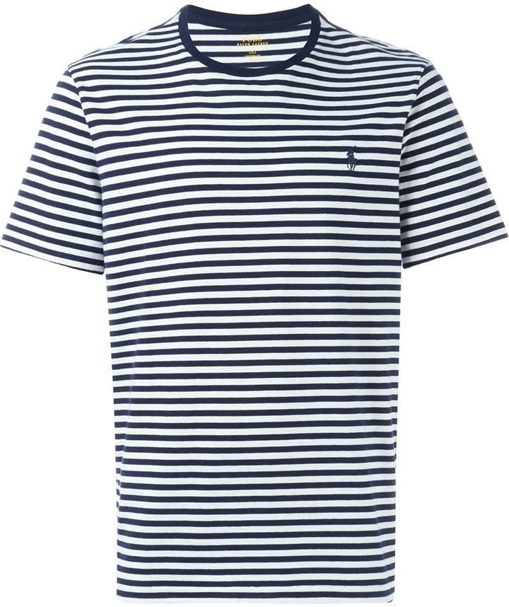 Polo Ralph Lauren Striped T Shirt   Where to buy   how to wear 5d2fe6e29570