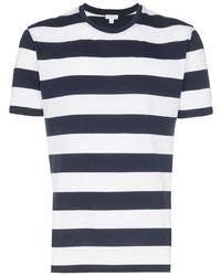 Sunspel Riviera Striped T Shirt