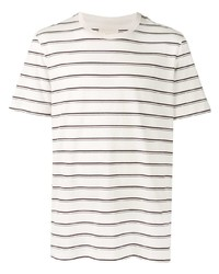 Folk Striped T Shirt