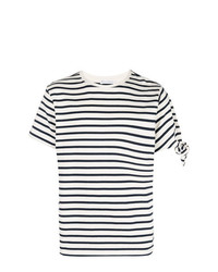 JW Anderson Striped T Shirt