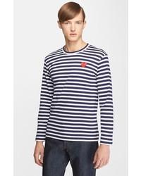 Play stripe t shirt medium 165437