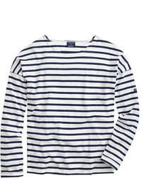 Saint james for jcrew slouchy t shirt medium 13533
