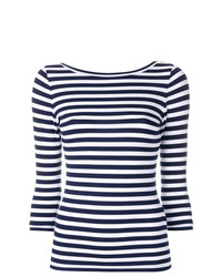 Natasha Zinko Striped T Shirt