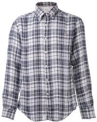 Classic plaid shirt medium 30172