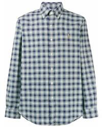 Polo Ralph Lauren Plaid Print Shirt