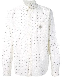 Ralph lauren denim supply polka dot shirt medium 126790