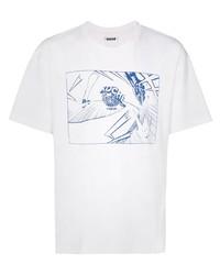Koché Logo Print Short Sleeve T Shirt