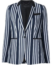 Rag & Bone Striped Blazer