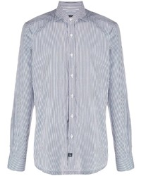 Fay Striped Formal Shirt
