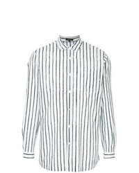 Loveless Stripe Print Shirt