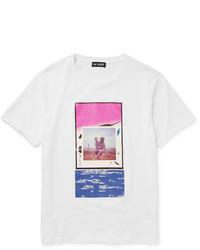 Printed cotton jersey t shirt medium 176799