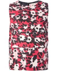 Marni Flower Print Top