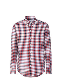 Moncler Plaid Shirt