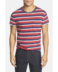 Grayers Deck Stripe Slub Jersey T Shirt