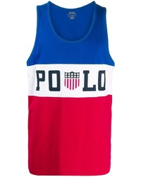 Polo Ralph Lauren Logo Print Tank T Shirt