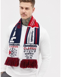 Reebok Classic Football Scarf In Red Dh3560