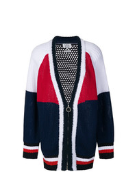 Tommy Hilfiger Colour Blocked Cardigan