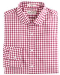 Thomas mason for ludlow shirt in seacrest gingham medium 318375