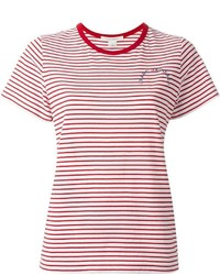 Marc Jacobs Skinny Stripe T Shirt
