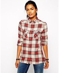 Checked shirt medium 127805