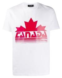 DSQUARED2 Canada T Shirt