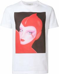 Stella McCartney Front Printed T Shirt