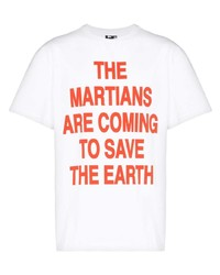 Liam Hodges Slogan Print T Shirt