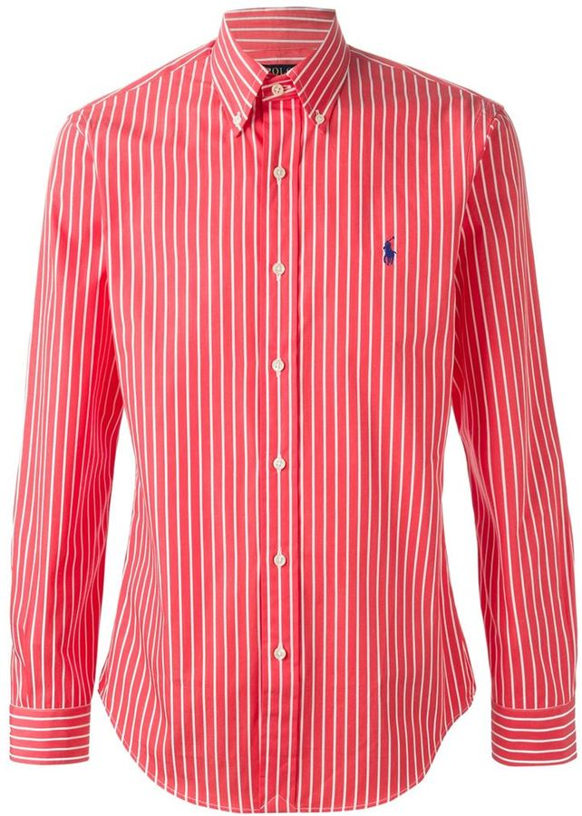 ... Vertical Striped Dress Shirts Polo Ralph Lauren Striped Shirt