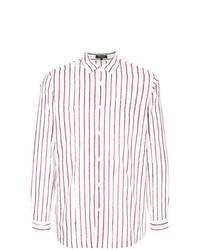 Loveless Stripe Print Shirt