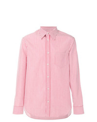 Maison Margiela Striped Fitted Shirt