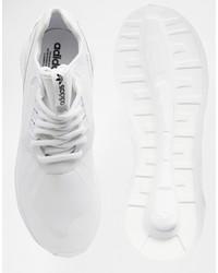 Adidas Originals Tubolare Corridore Sneaker S83141 Bianco gx11E