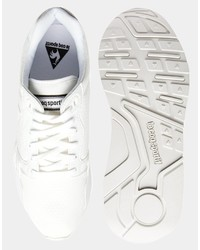 590ef9149a09 ... Le Coq Sportif R900 Silicone Print Sneakers ...