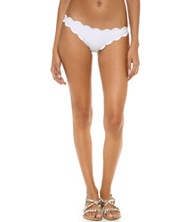 Marysia Swim Antibes Scallop Bikini Bottoms