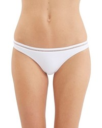 Topshop Ladder Stitch Bikini Bottoms