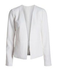 Pcnattie blazer white medium 3940100