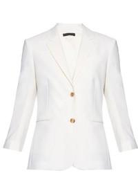 Schoolboy wool crepe blazer medium 676848