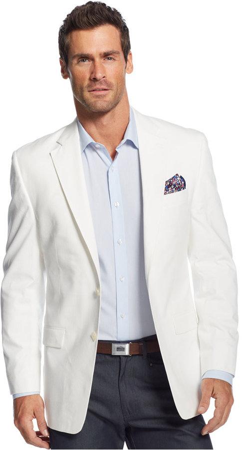Lauren Ralph Lauren Seersucker Sport Coat | Where to buy & how to wear