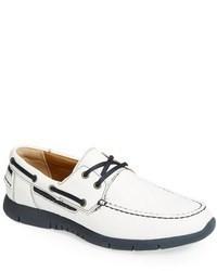 White boat shoes original 521730