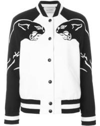 Valentino Panther Bomber Jacket
