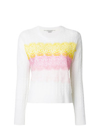 Ermanno Scervino Cable Knit Jumper