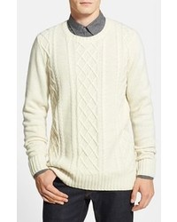 Moods of Norway Freddy Loen Cable Knit Sweater