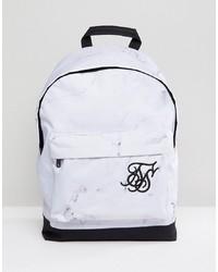 Siksilk Backpack In White