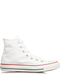 Chuck taylor canvas high top sneakers white medium 64570
