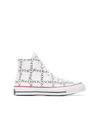 Converse X Jw Anderson White Sneakers