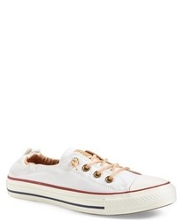Converse Chuck Taylor All Star Peached Shoreline Low Top Slip On Sneaker