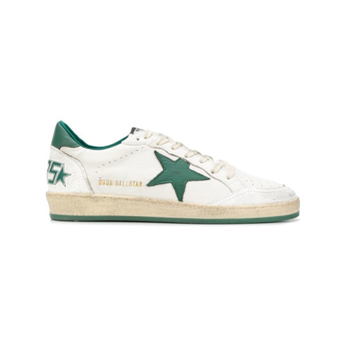 e388ed90a5cb ... Golden Goose Deluxe Brand Star Patchwork Sneakers ...