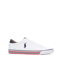 Polo Ralph Lauren Tri Stripe Sole Sneakers