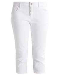Denim shorts white medium 3935576