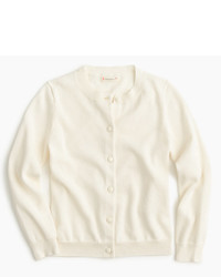 J.Crew Girls Classic Caroline Cardigan Sweater