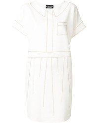 Moschino Boutique Stud Detail T Shirt Dress